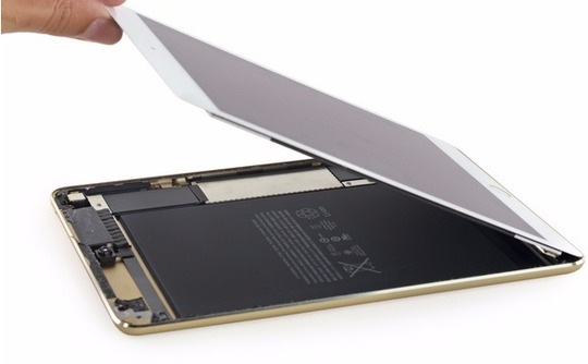 Why the iPad Air 2 and iPad Mini 4 cost more to repair