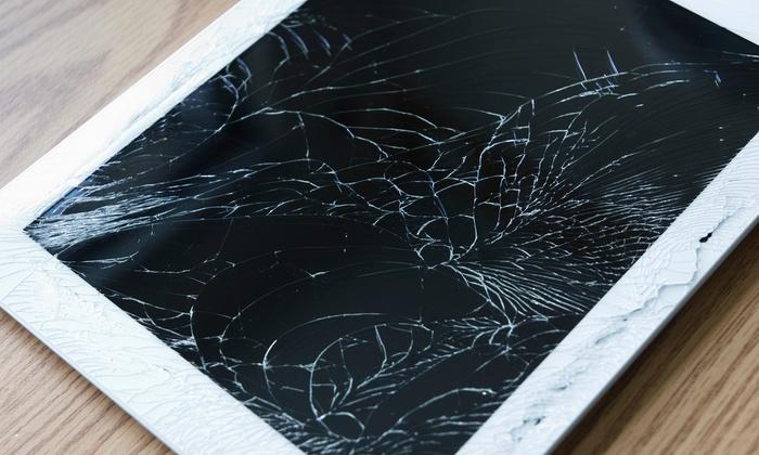 Cracked iPad Screen Repair Houston 77040