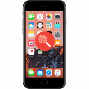 iPhone 7 Diagnostic Service
