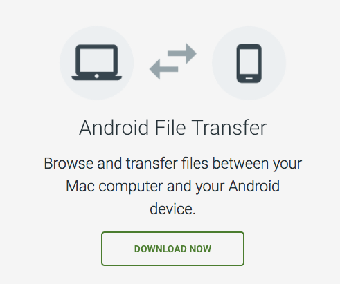 Transfer Files between Mac and Android